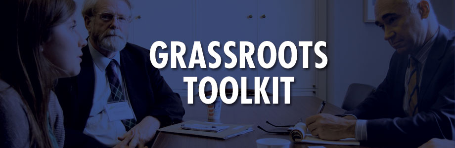 Grassroots Monthly Action